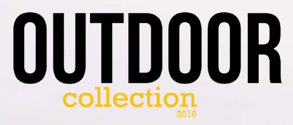 Catalogo outdoor 2016