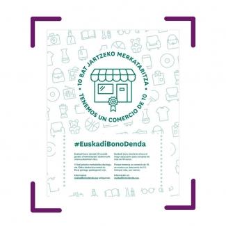 ¡Volvemos a disponer de los Bono Denda!   Recuerda que por cada 30 euros de compras podrás descontarte 10.   Corre, ¡que vuelan! . . . . . . . . . . . #bonodenda #compras #comerciolocal #descuentos #euskadibonodenda #vitoriagasteiz #gasteiz #rebajasvitoria #yocomprolocal #tiendasvitoria #moda #modaalava #complementos