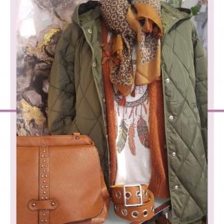 Look de la semana.  . . . . . . #otoño #modaotoño #look #outfit #outfitinspiration #oodt #modaalava #modavitoria #tiendasvitoria #modamujer #ropa #complementos #estilo #shopping #shoppinggasteiz #gasteizon #asociacioncallegorbea